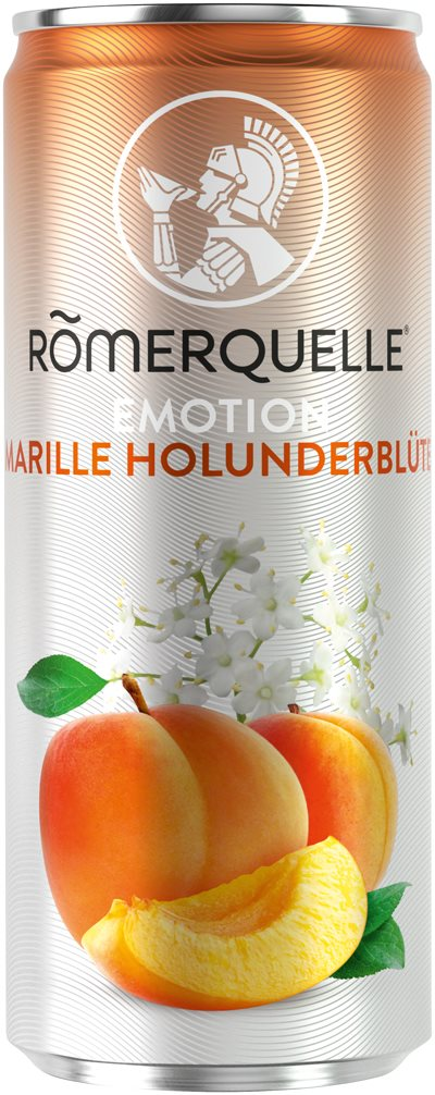 Römerquelle Emotion 330ml Dose